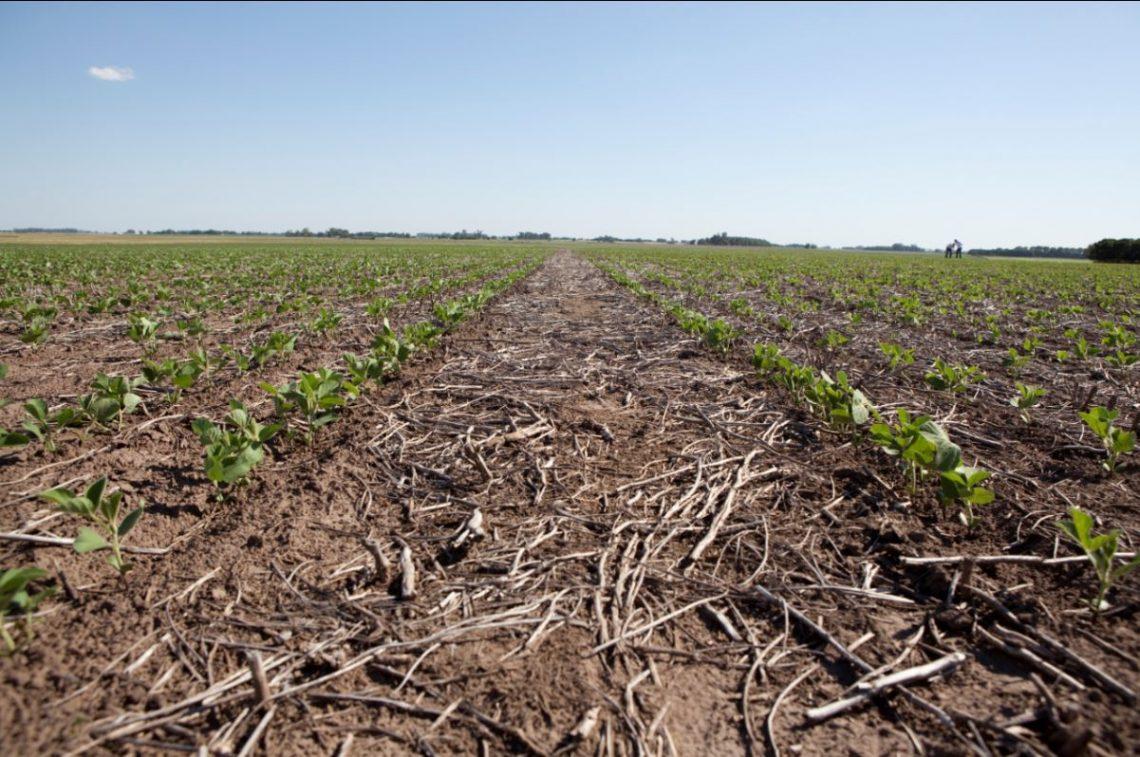 conservation tillage soil climate smart
